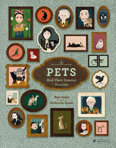 Pets and Their Famous Humans (Hardback)