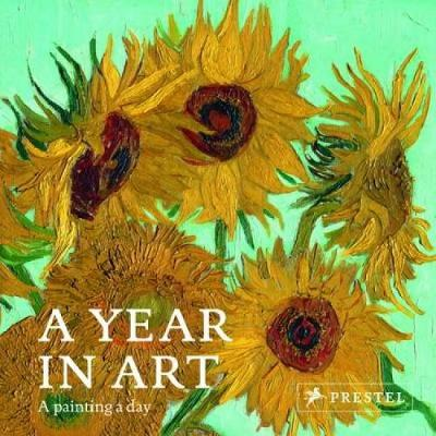 Year in Art: A Painting a Day (Hardback)