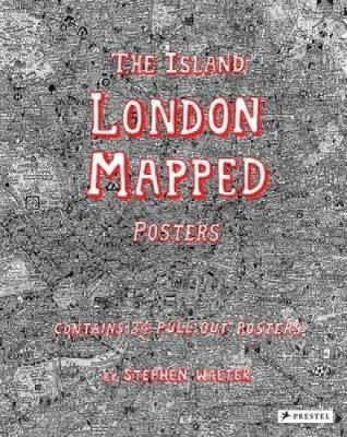 The Island: London Mapped Posters (Paperback)