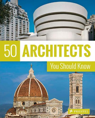 50 Architects You Should Know - 50 You Should Know (Paperback)