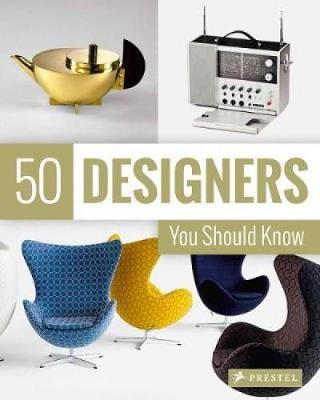 50 Designers You Should Know (Paperback)