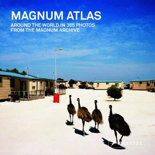 Magnum Atlas: Around the World in 365 Photos from the Magnum Archive (Hardback)