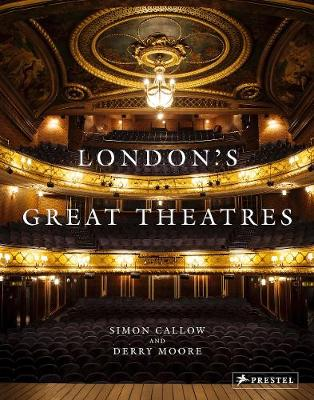 London's Great Theatres (Hardback)