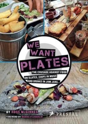 We Want Plates (Hardback)