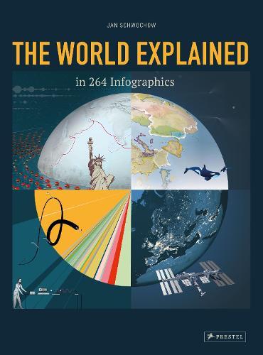 The World Explained in 264 Infographics (Hardback)