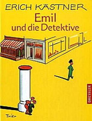Emil und die Detektive (Hardback)