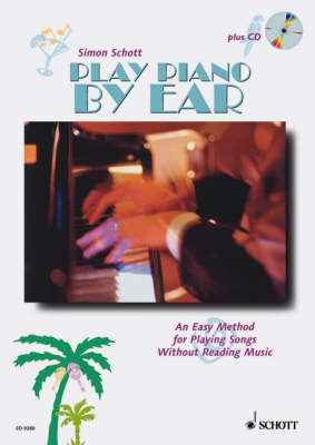 Play Piano by Ear - Book & CD
