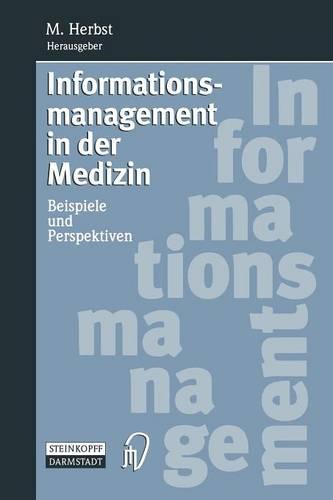 Informationsmanagement in Der Medizin: Beispiele Und Perspektiven (Paperback)