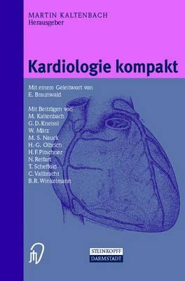 Kardiologie Kompakt (Hardback)