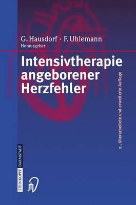 Intensivtherapie Angeborener Herzfehler (Book)