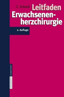 Leitfaden Erwachsenenherzchirurgie (Paperback)