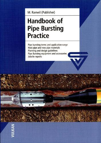 Handbook of Pipe-bursting Practice (Paperback)