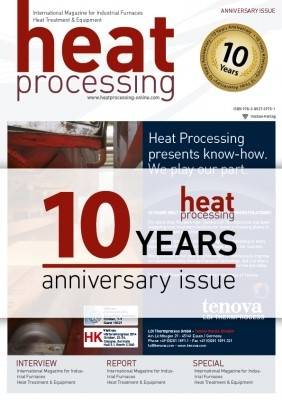 Heat Processing-10 Years (Paperback)