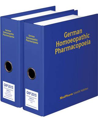 German homoeopathic pharmacopoeia: 11th supplement 2015 - German homoeopathic pharmacopoeia