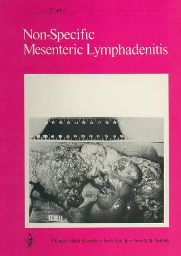 Non-Specific Mesenteric Lymphadenitis (Hardback)