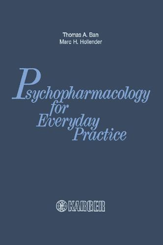 Psychopharmacology for Everyday Practice (Hardback)