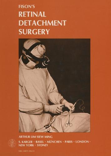 Fison's Retinal Detachment Surgery (Hardback)