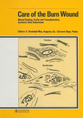 Care of the Burn Wound: Wound Healing, Grafts and Transplantation, Synthetic Skin Substitutes International Congress on Burns, Geneva, May 1983. (Hardback)