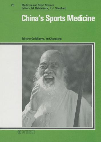 China's Sports Medicine - Medicine and Sport Science 28 (Hardback)