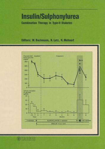 Insulin / Sulphonylurea: 2nd Symposium on Insulin / Sulphonylurea Combination Therapy in Type-II Diabetes, Munich, October 1986. (Hardback)