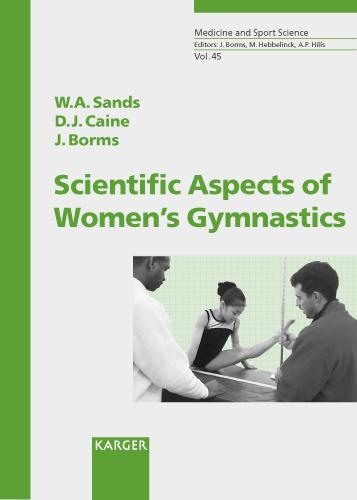 Scientific Aspects of Women's Gymnastics - Medicine and Sport Science 45 (Hardback)