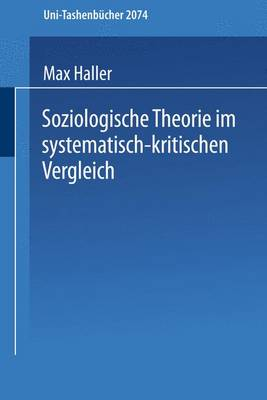 Soziologische Theorie im Systematisch-kritischen Vergleich (Paperback)