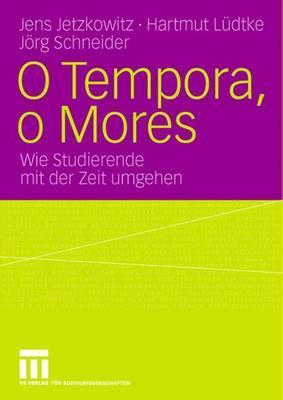 O Tempora, O Mores (Paperback)