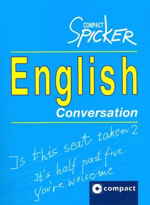 English Conversation: English-German Phrase Book (Paperback)