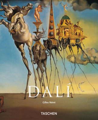 Dali (Danish) Basic Art Album (Paperback)