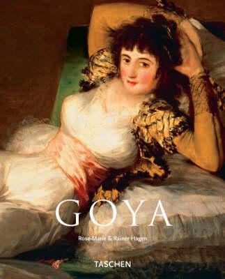 Goya Big Art (Paperback)