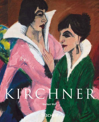 Kirchner: On the Edge of the Abyss of Time (Paperback)