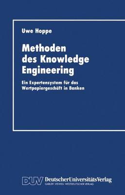 Methoden Des Knowledge Engineering (Paperback)