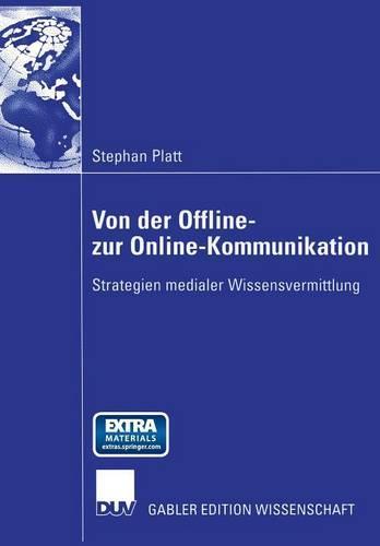 Von der Offline- zur Online-Kommunikation