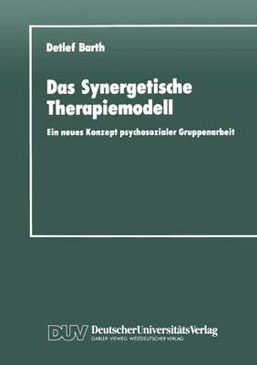 Das Synergetische Therapiemodell: Ein Neues Konzept Psychosozialer Gruppenarbeit (Paperback)