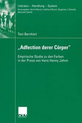 """Adfection Derer Corper"" - Literatur - Handlung - System (Paperback)"