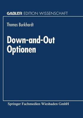 Down-And-Out Optionen (Paperback)