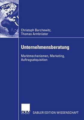 Unternehmensberatung (Paperback)