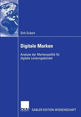 Digitale Marken (Paperback)