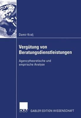Vergutung Von Beratungsdienstleistungen (Paperback)