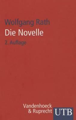 Die Novelle: Konzept Und Geschichte (Paperback)