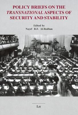 Policy Briefs on the Transnational Aspects of Security and Stability - Geneva Centre for Security Policy (Paperback)