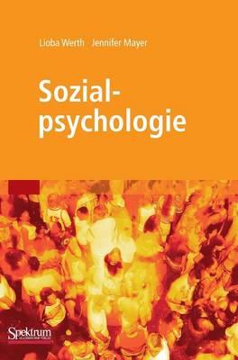 Sozialpsychologie - Sav Psychologie (Hardback)