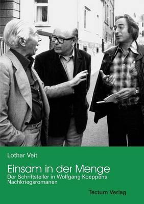 Einsam in Der Menge (Paperback)