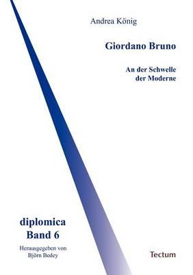 Giordano Bruno (Paperback)