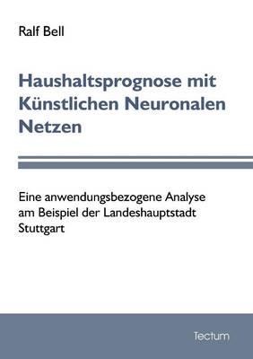 Haushaltsprognose Mit K Nstlichen Neuronalen Netzen (Paperback)