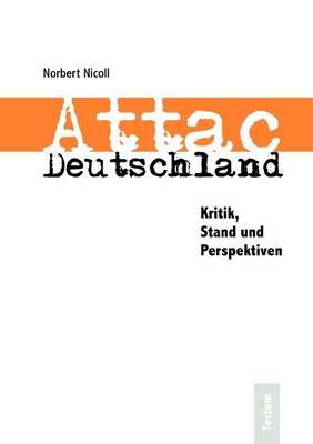 Attac Deutschland (Paperback)