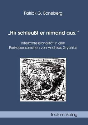 """Hir Schleu T Er Nimand Aus"" (Paperback)"