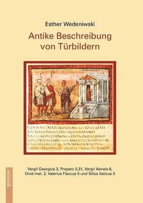 Antike Beschreibung Von T Rbildern (Paperback)