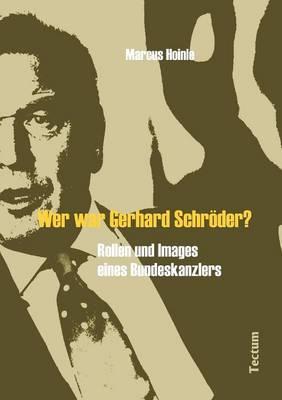 Wer War Gerhard Schr Der? (Paperback)