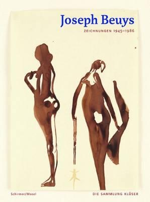 Joseph Beuys - Zeichnungen 1945-1986 (Hardback)